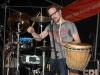 Am Schlagzeug