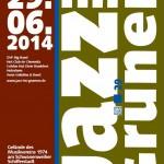 Jazz im Grünen #29 am 29.06.2014!