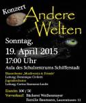 "Konzert ""Andere Welten"""