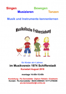 "Jahreskonzert ""Turn The World Around"" @ Aula des Schulzentrum Schifferstadt"