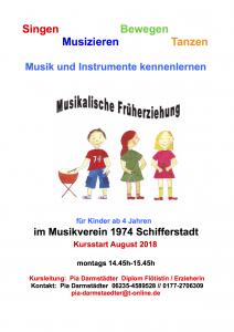 Serenadenkonzert @ Musikverein 1974 Schifferstadt e.V.