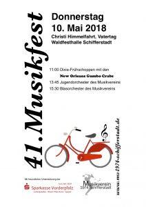 Musikfest @ Waldfesthalle